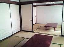和室のお部屋です