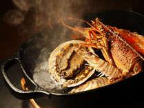 ディナー「魚介」イメージ