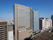 ホテル外観写真(日中)