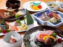 【椿プラン】最高級の旬の食材を使用した手作り創作会席*イメージ