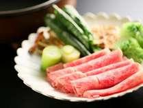【長野県産黒毛和牛】特製すき焼き鍋プラン