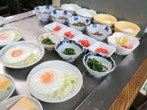 *【朝食一例】豊富な種類が自慢の朝食バイキング!食べ放題!