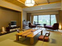 グレードアップ和室(露天風呂付)【2-4階】