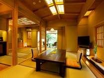 【石竹】メゾネット。1階は和室7.5畳+6畳の二間