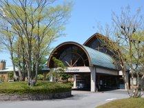美濃白川ゴルフ倶楽部に隣接された宿泊施設です