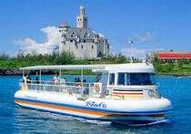 【宮古島★体験】水中観光船で海中散歩!