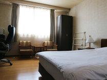 スタンダード客室/広めのお部屋でトランクを広げてもOK!ゆったりお休みいただけます