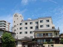 外観/ようこそアパートメントホテルサンシャインへ☆長期滞在にもおすすめです