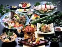 夏の特選料理イメージ