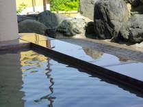 *【露天風呂(白鳥座内)】季節の風を感じながら、湯ったりと疲れを癒していただけます♪