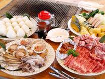 手ぶらでBBQが楽しめる♪魚介もお肉もお野菜も!ボリューム満点