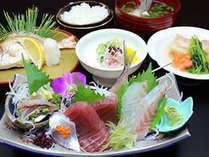 菊川自慢の地魚料理