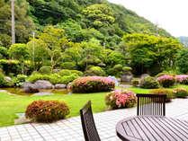 ★庭園です♪池もあります!お散歩はいかがですか??