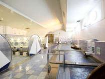 【つぬがの湯】光明石温泉はミネラルたっぷり♪様々な効果が期待できます。