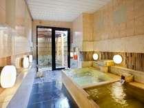 露天風呂付♪通常より、ワンランク上の貸切風呂貸切風呂(例)