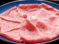 近江牛しゃぶしゃぶ近江牛は彦根市内の精肉店を食べ歩き選び抜いたお店より仕入れております。