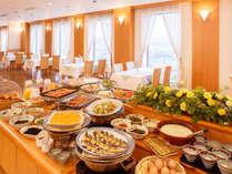 ■朝食和洋バイキング(6:30~9:00)