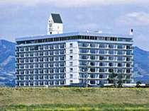 ホテルの外観(リゾートマンション風)