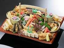 追加料理例:鉢盛(5~6名盛) ¥7,000(税込)より