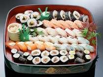 追加料理例:寿司盛(5~6名盛) ¥5,000(税込)より