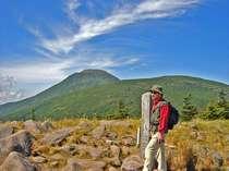 ハイキングのガイド