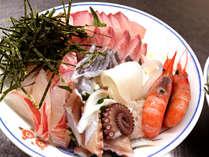 【じゃらん限定:1日5組限定】漁師宿が届ける1泊2食ピチピチ海鮮丼プラン 5000円ポッキリ!