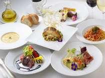 レストランのディナーコース