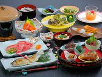 【当館イチオシ!】真心込めた会津郷土料理と源泉掛け流し温泉を堪能/2食付