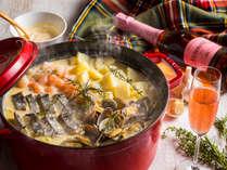 【ブッフェ・2019年冬】フランスの郷土料理コトリヤードは魚介の旨みたっぷり。(変更の場合あり)