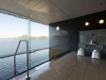 【貸切風呂】洞爺の絶景を独り占めできる天然温泉の貸し切り風呂。