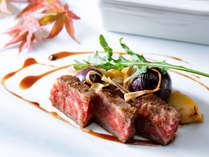 【フレンチ・2021年秋】コースの主役、メインのお肉料理。(変更の場合あり)