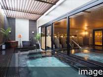 大浴殿「玄要の湯」宿泊者専用無料(6:00~10:00・15:00~2:00)