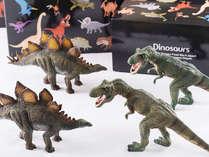◆1泊朝食(朝食のみ)プラン◆特製BOX入り恐竜フィギュアをお子様にプレゼント!