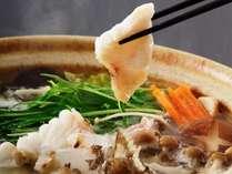 冬は鍋!高級魚「アラ」の旨味を存分に楽しめる「アラ鍋」で身も心も温めましょう。