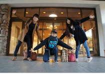 【学生限定・学割】女子旅♪サークル♪小グループなどなど!学生旅行応援プラン