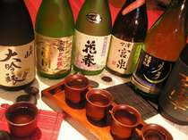 ≪じゃらん限定≫会津の日本酒を飲みに行くべぇ~*30日前のご予約でちょっぴりオトクに≪早割≫プラン