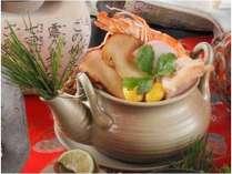 【10/1~11/20】夕食にプラス1品♪秋の味覚を味わおう松茸土瓶蒸し付きプラン