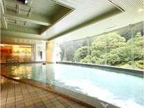天然温泉大浴場【新緑】