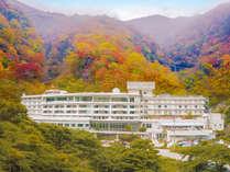 大江戸温泉物語 会津東山温泉 東山グランドホテル