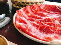 お食事|豊後牛のしゃぶしゃぶ ※イメージ