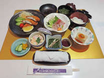 【夕食スタンダード】リーズナブルで栄養バランスの良いメニューです♪