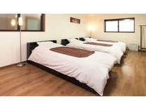 Room B ベッドルーム