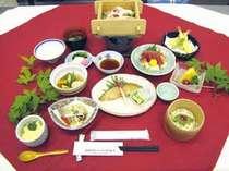 ちょうどいい!和食膳コースの一例
