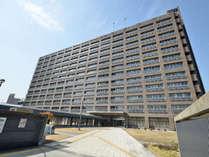 県庁へ、兵庫県警へ徒歩5分。県庁へ一番近い宿です。