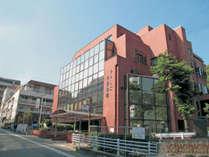 ※【外観】JR元町駅から徒歩10分。神戸市の中心にあり、観光・お仕事の拠点に大変便利です♪