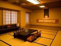 和室 (本館・新館)色々なタイプの和室あり♪