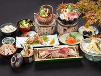 *【秋限定・松茸フルコース】食欲の秋は『松茸』祭り♪旬の松茸を贅沢にお召し上がりください。
