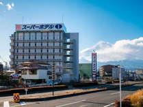 スーパーホテル御殿場I号館 2020年4月フルリニューアル
