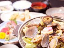 【お気軽会席】夕食はスタンダードより量少なめ♪丁度よい量を、お手頃価格で♪