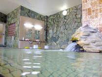 *【内湯】広々とした内湯で天然温泉を満喫。